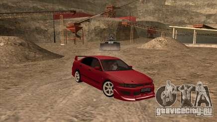 Mitsubishi Galant VR-4 (2JZ-GTE) для GTA San Andreas