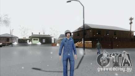 Пилот ВКС РФ для GTA San Andreas