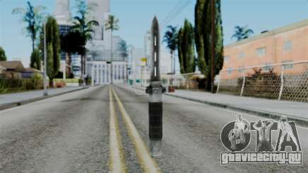 CoD Black Ops 2 - Balistic Knife для GTA San Andreas