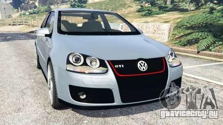 Volkswagen Golf Mk5 GTI 2006 v1.0 для GTA 5