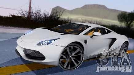 Arrinera Hussarya v2 для GTA San Andreas