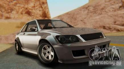 GTA 5 Karin Sultan RS для GTA San Andreas