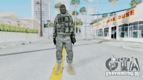 Acu Soldier 3 для GTA San Andreas второй скриншот