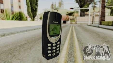 Nokia 3310 для GTA San Andreas второй скриншот