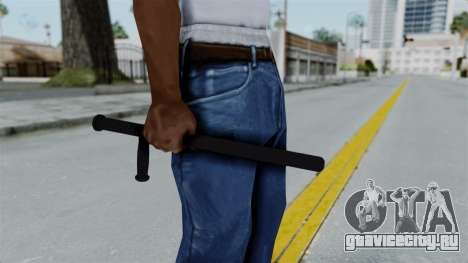 GTA 5 Night Stick для GTA San Andreas