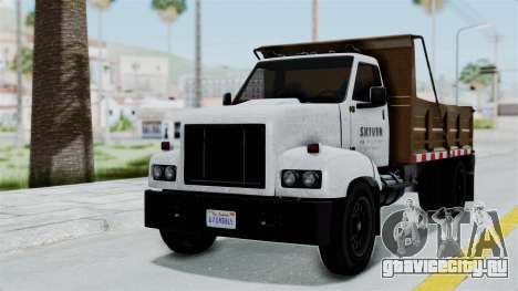 GTA 5 Tipper Second Generation для GTA San Andreas