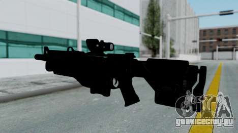 Kusanagi ACR-10 Assault Rifle для GTA San Andreas третий скриншот