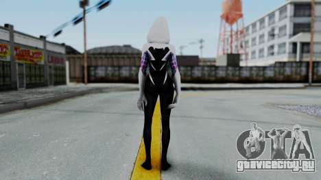 Marvel Future Fight Spider Gwen v1 для GTA San Andreas третий скриншот