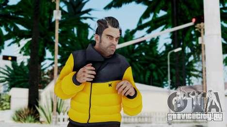GTA 5 Trevor Phillip для GTA San Andreas