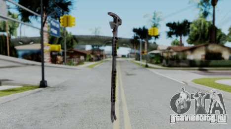 No More Room in Hell - FUBAR Wrecking Bar для GTA San Andreas