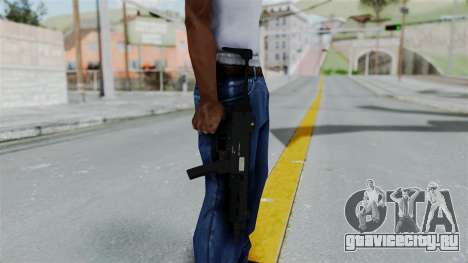 GTA 5 SMG для GTA San Andreas третий скриншот