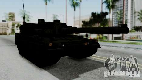 Point Blank Black Panther Woodland IVF для GTA San Andreas
