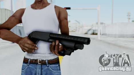 Vice City Stubby Shotgun для GTA San Andreas третий скриншот