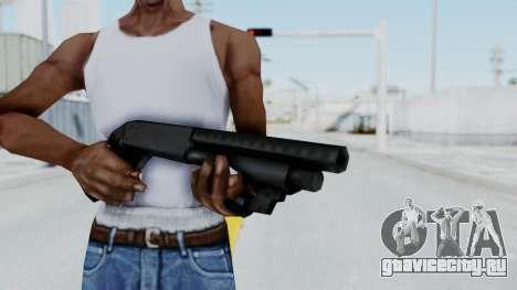 Vice City Stubby Shotgun для GTA San Andreas третий скриншот