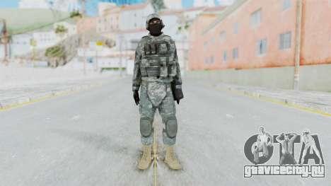 Acu Soldier 4 для GTA San Andreas второй скриншот