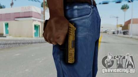 GTA 5 Online Lowriders DLC Combat Pistol для GTA San Andreas третий скриншот