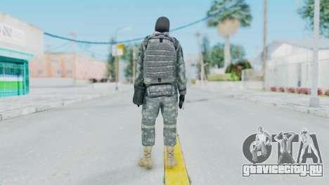 Acu Soldier 3 для GTA San Andreas третий скриншот