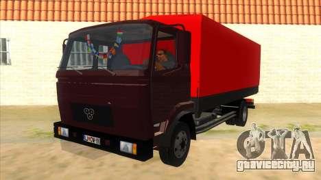 1991 TAM 130 T11 для GTA San Andreas