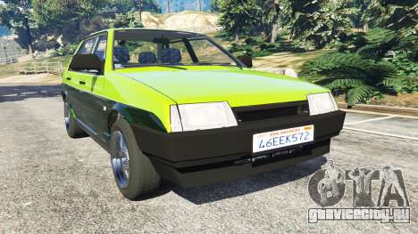 ВАЗ-21099 для GTA 5