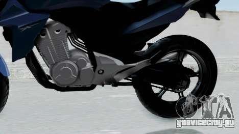 Honda CB300R для GTA San Andreas вид справа