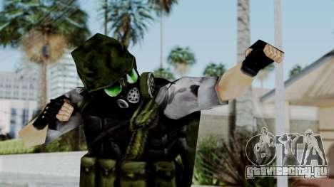 Shephard from Half-Life Opposing Force для GTA San Andreas