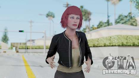 Assassins Creed 4 Melaine Lemay для GTA San Andreas