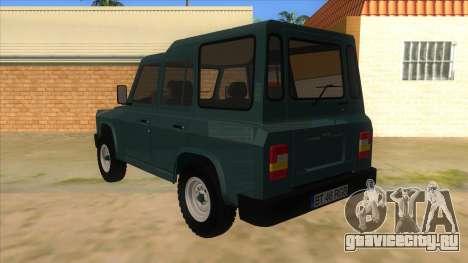 Aro 246 (1996) для GTA San Andreas вид сзади слева