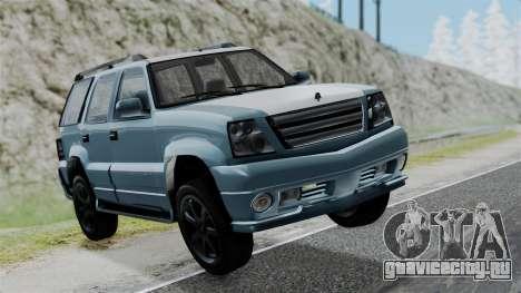 GTA 5 Albany Cavalcade v1 IVF для GTA San Andreas