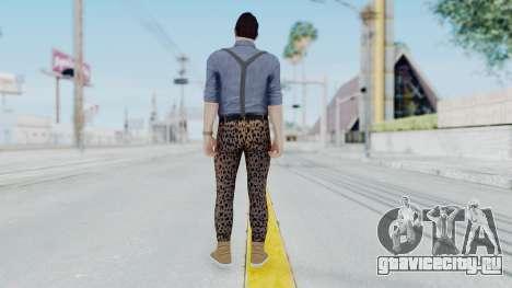 Skin Random 2 from GTA 5 Online для GTA San Andreas третий скриншот