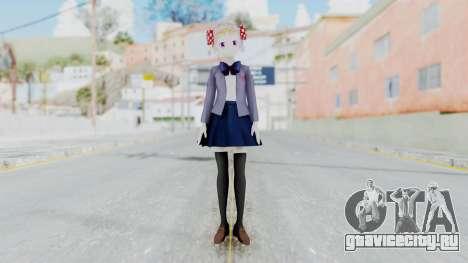 Sakura Chiyo (Gekkan Shoujo) для GTA San Andreas второй скриншот