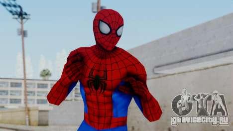 Marvel Future Fight Spider Man Classic v2 для GTA San Andreas