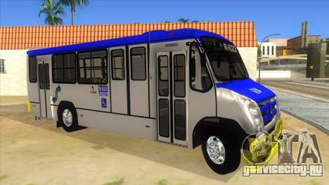 CAMION R622 для GTA San Andreas вид справа