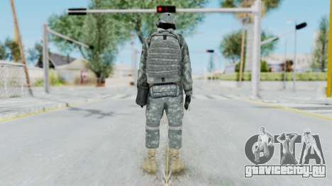 Acu Soldier 4 для GTA San Andreas третий скриншот