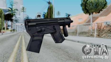 Vice City Beta MP5-K для GTA San Andreas второй скриншот