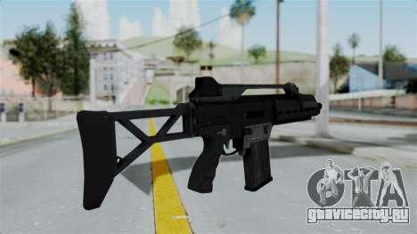 GTA 5 Special Carbine - Misterix 4 Weapons для GTA San Andreas второй скриншот