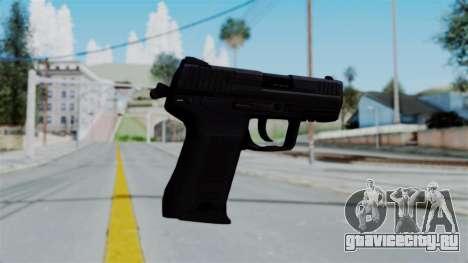 HK45 Black для GTA San Andreas второй скриншот