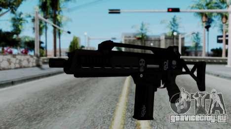G36k from GTA 5 для GTA San Andreas