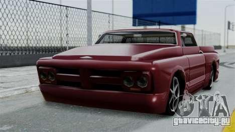 Slamvan Milt-Lorry для GTA San Andreas
