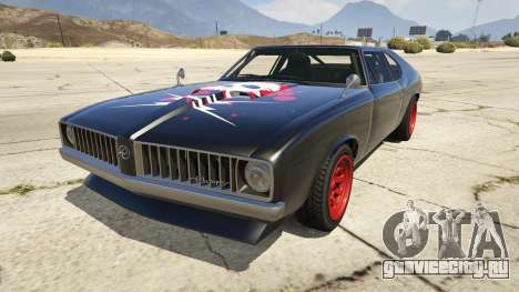 Death Proof Stallion для GTA 5
