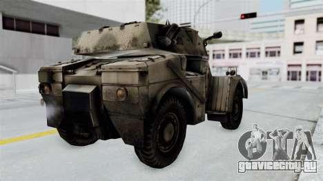 Panhard AML-90 для GTA San Andreas вид слева