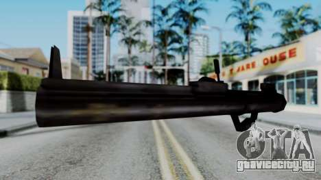GTA 3 Rocket Launcher для GTA San Andreas второй скриншот