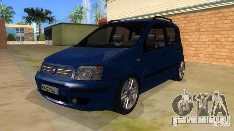 Fiat Panda V3 для GTA San Andreas