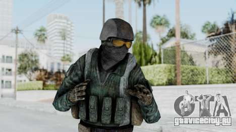 Counter Strike Source Custom Urban Model для GTA San Andreas