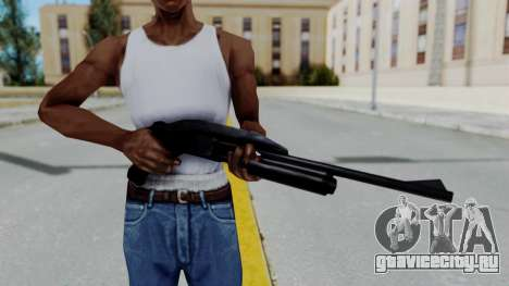 GTA 3 Shotgun для GTA San Andreas третий скриншот