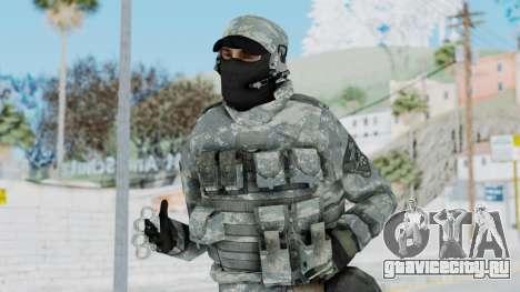 Acu Soldier 4 для GTA San Andreas