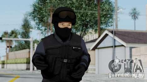 S.W.A.T v3 для GTA San Andreas