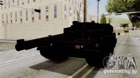 Point Blank Black Panther Rusty для GTA San Andreas