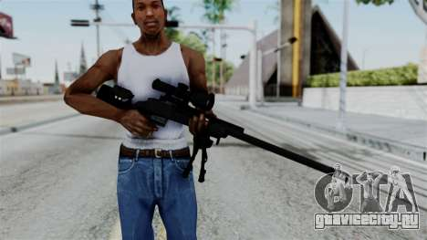 TAC-300 Sniper Rifle для GTA San Andreas третий скриншот