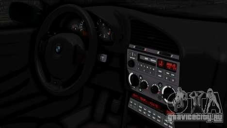 BMW 320 E36 Coupe для GTA San Andreas вид справа