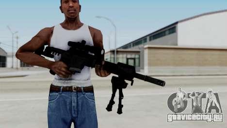 McMillan CS5 для GTA San Andreas третий скриншот